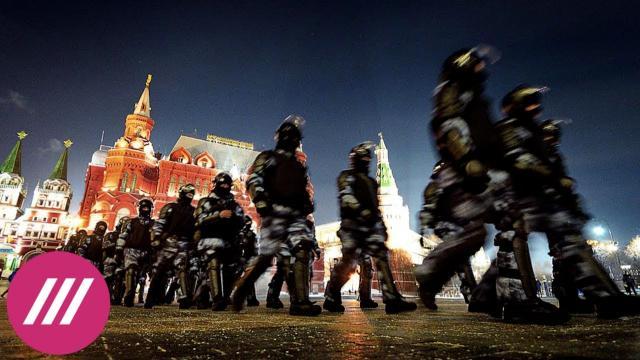 Телеканал Дождь 27.04.2021. «Ситуация для Кремля ухудшается»: Аббас Галлямов о вынужденной смене тактики борьбы с протестами