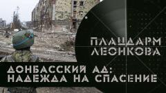 Донбасский ад: надежда на спасение. Плацдарм Леонкова