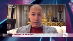 Зеленский, Саакашвили и Жириновский на грузинском телевидении