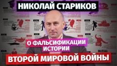Николай Стариков. Фальсификации истории Второй Мировой войны от 11.05.2021