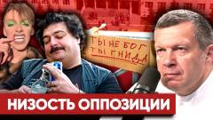 «Инстамерзость»: Соловьев резко осудил оппозиционеров, обесценивших трагедию в Казани