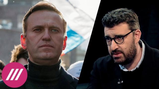 Телеканал Дождь 03.05.2021. Константин Гаазе о войне с Украиной, политических репрессиях и обмене Навального