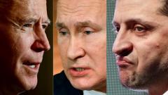 Россия - тема №1. Как Байден готовится к встрече с Путиным? И почему паникует Зеленский
