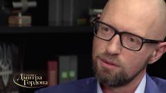 Дмитрий Гордон. Яценюк об обвинениях России в том, что он участвовал в чеченской войне от 11.06.2021