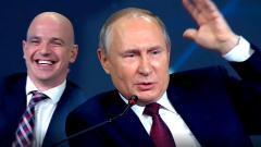 Соловьёв LIVE. «Значит, НАТО в опасности»: Путин одним заявлением сорвал аплодисменты на ПМЭФ от 04.06.2021