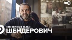 Особое мнение. Виктор Шендерович 03.06.2021