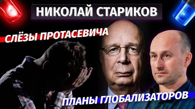 Николай Стариков 07.06.2021. Слёзы Протасевича и планы глобализаторов