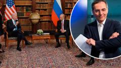 Задело. Длина кортежей и рукопожатия: как западные СМИ анализируют саммит РФ-США от 19.06.2021