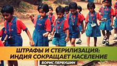 Политическая Россия. Штрафы и стерилизация: Индия сокращает население (Борис Первушин) от 22.07.2021