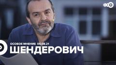 Особое мнение. Виктор Шендерович 05.08.2021
