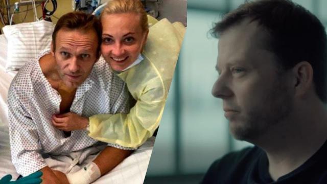 Соловьёв LIVE 08.09.2021. Сенсационные откровения врача Навального! Новые подробности «отравления», которого не было