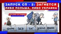 Запуск Северного Потока - 2: загнется либо Польша, либо Украина (Руслан Осташко)