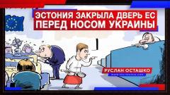 Эстония закрыла дверь ЕС перед носом Украины