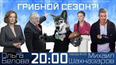 Звезда LIVE. Грибной сезон 30.09.2021
