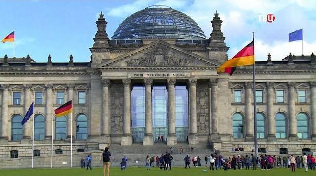 Специальный репортаж «Событий» 20.09.2021. Новое лицо Германии