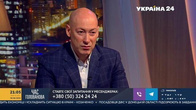 Дмитрий Гордон 08.10.2021. Как изменился Зеленский и о его отце