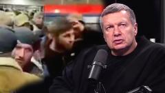 «Рамзан Ахматович, эти ваши?» Новый конфликт в московском метро. «Гордые люди» приставали к девушке