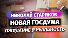 Николай Стариков. Новая Дума: ожидание и реальность от 26.10.2021